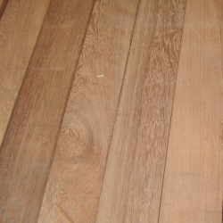 Cambara Hardwood Decking Close Up Left Angle
