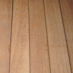 Cambara Hardwood Decking Close Up Right Angle