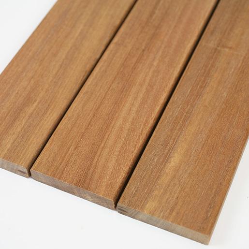 Batu Decking 1x4 Red Balau Deck Boards