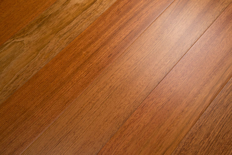Brazilian Cherry Jatoba Natural Engineered Flooring