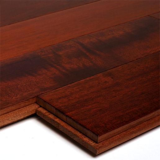Andiroba Royal Mahogany Hardwood Flooring Clear