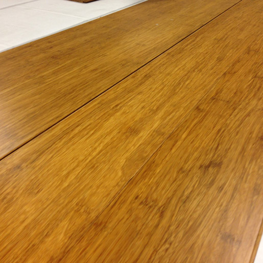 Bamboo Carbonized Prefinished Solid Flooring Smooth Woven 5 Quot