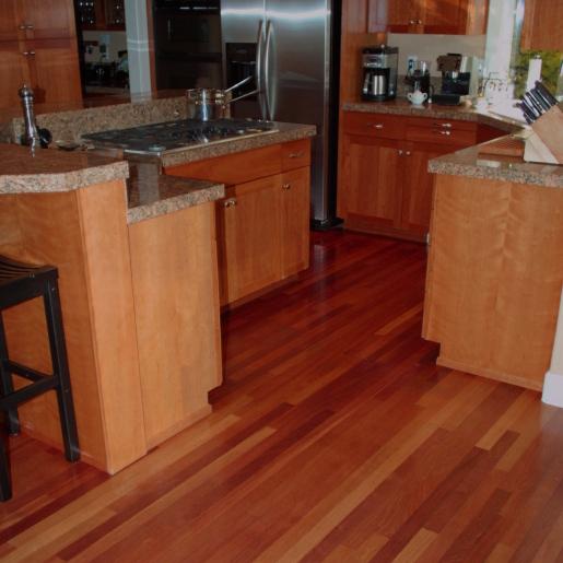 Brazilian Cherry 2 1 4 Quot Select Unfinished Jatoba Flooring