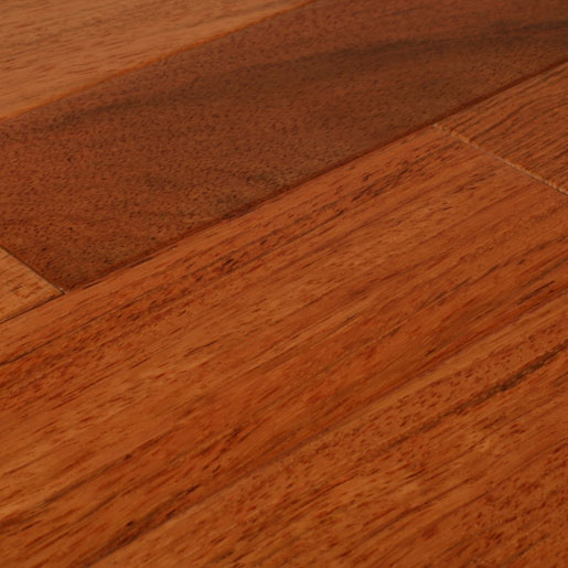 Brazilian Cherry Prefinished Clear Flooring