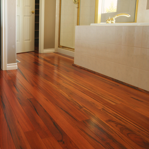 Tigerwood Hardwood Flooring Clear 3 Quot