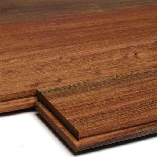 Ipe 5 Quot Clear Brazilian Walnut Unfinished Flooring