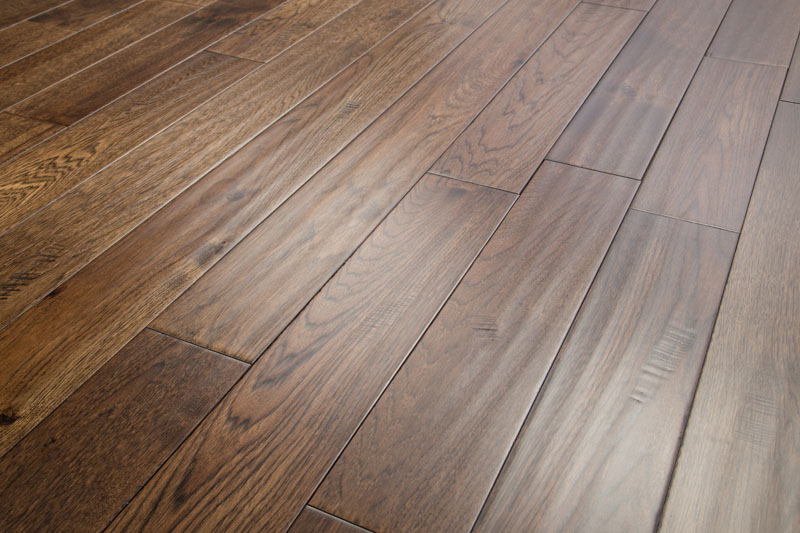 Hickory Outback Hardwood Flooring Handscraped Abcd 4 9 Quot