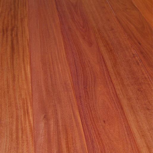 Santos Mahogany 4 Quot Unfinished Clear Hardwood Flooring