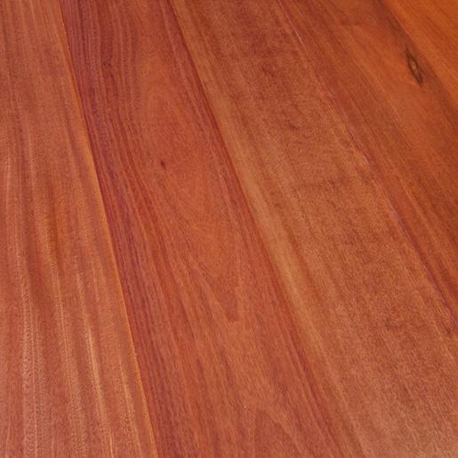 Santos Mahogany 5 Quot Unfinished Clear Hardwood Flooring