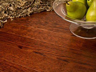 Prefinished Timberhill Flooring Brazilian Cherry Natural