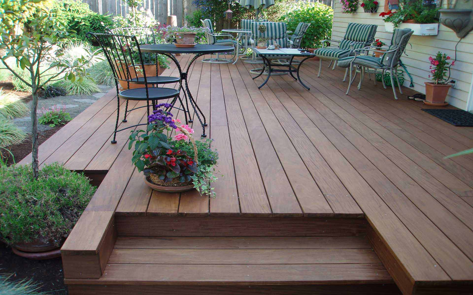 Hardwood Decking Ipe Amp Batu Elemental Flooring Amp Exotic
