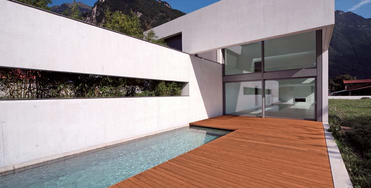 Batu Decking Modern Design
