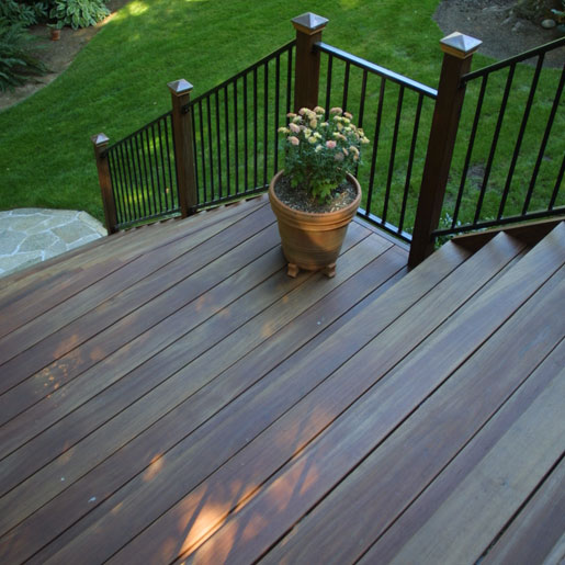 Click to view these Ipe Hardwood Flooring and Decking, Brazilian Walnut products...