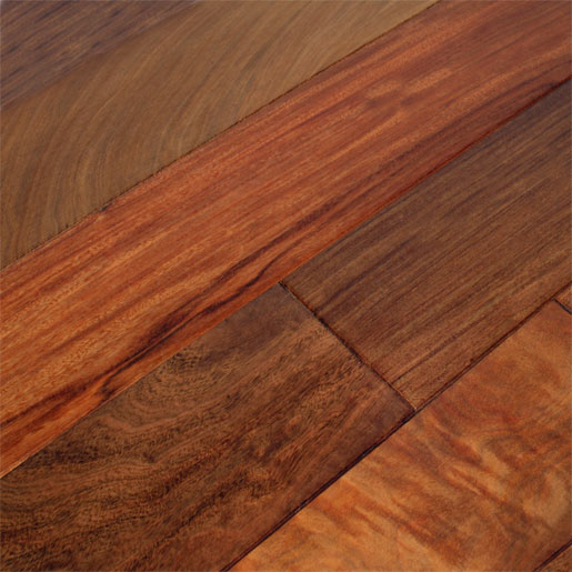 Lapacho Prefinished Flooring