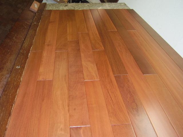 Massaranduba Brazilian Redwood Hardwood Flooring Spotlight