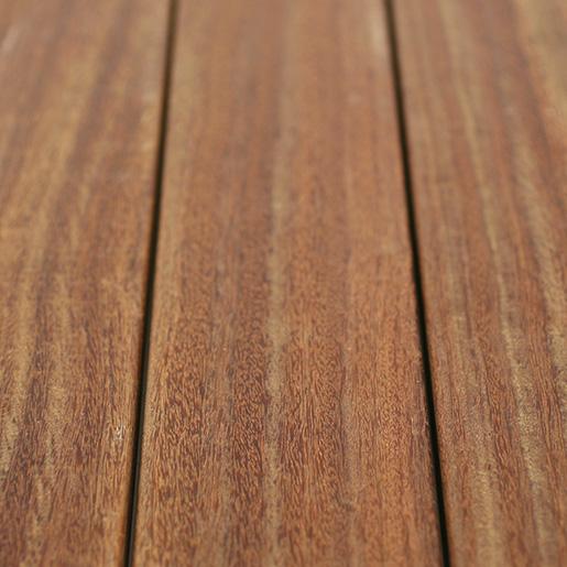 Cumaru 1x4 Deck Boards Brazilian Teak Hardwood Decking