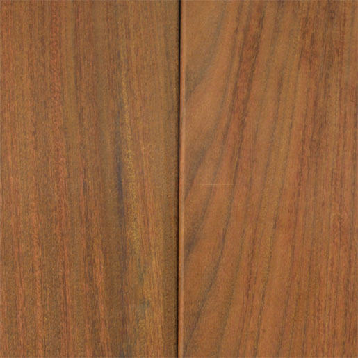 "Ipe 3-1/4"" Clear Brazilian Walnut Prefinished Flooring"