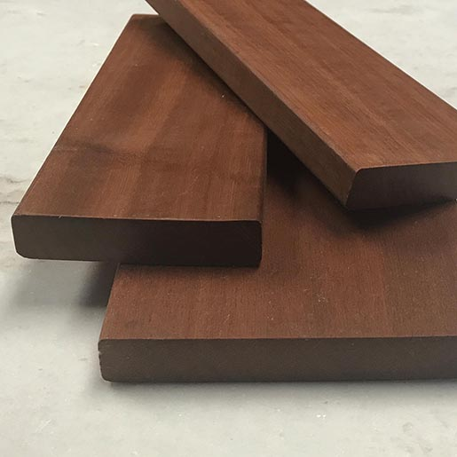 Massaranduba Decking 5/4x4 Brazilian Redwood Deck Boards