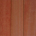 Batu 1x8 Trim Boards, Red Balau S4S Square Edge Fascia Board