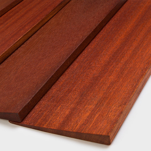 Batu Bevel Siding 1/2x6 Red Balau