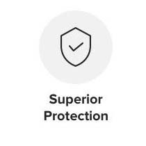 ExoShield offers Superior Protection