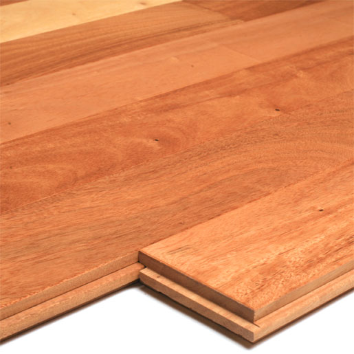 "Amendoim 5"" Clear Hardwood Flooring"