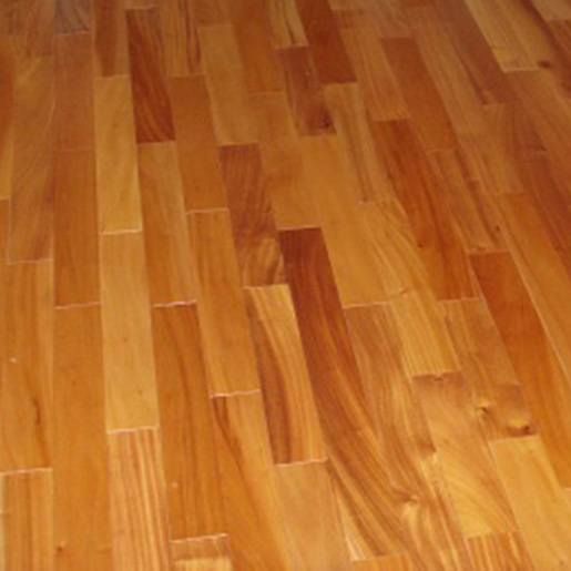 "Amendoim 3"" Clear Hardwood Flooring"