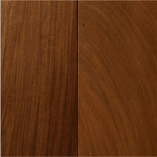 Lapacho Hardwood Flooring Clear 4""