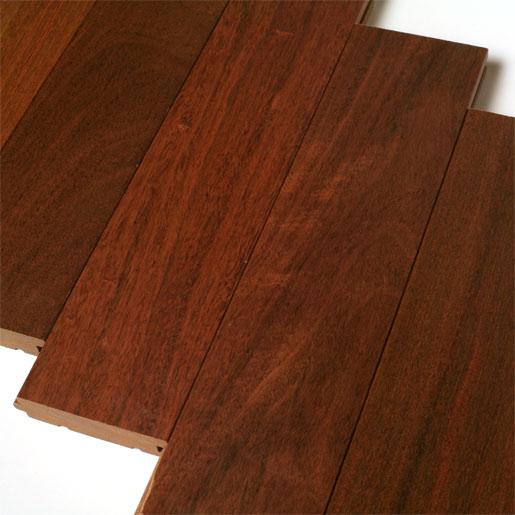 Ipe Hardwood Flooring Ipe 34 X 4 X 1 7 Prefinished Clear