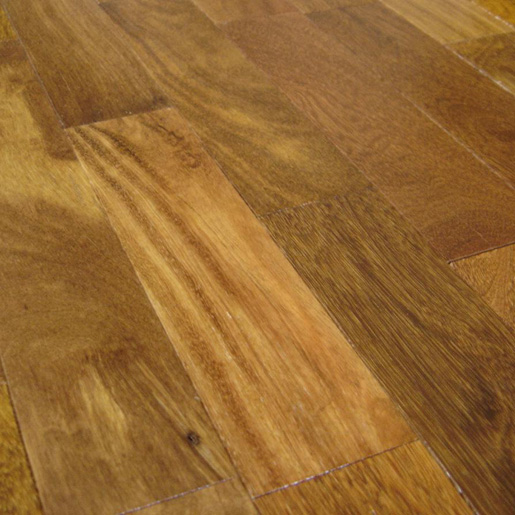 Sucupira Hardwood Flooring Clear 4""