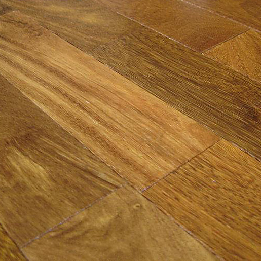 "Sucupira 5"" Clear Unifinished Flooring"