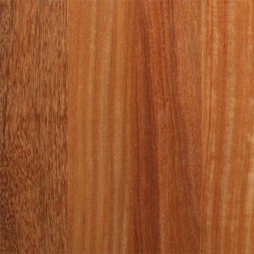 "Cumaru 2-1/4"" Clear Unfinished Brazilian Teak Hardwood Flooring"