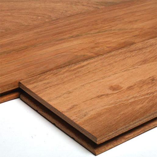 Brazilian Cherry, Jatoba Clear Hardwood Flooring
