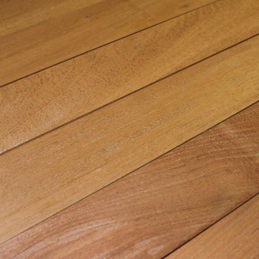 Genuine Mahogany Hardwood Flooring Select 5""