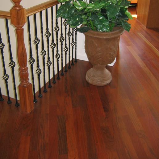 ... Brazilian Cherry Select Hardwood Flooring ...
