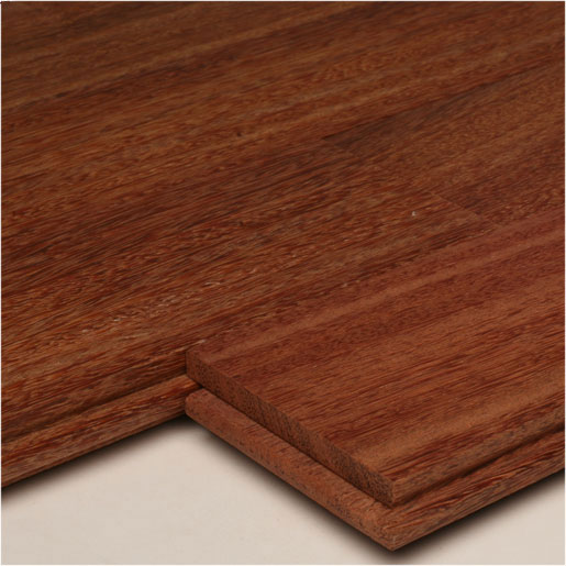 Dark Cumaru Brazilian Chestnut Clear Hardwood Flooring