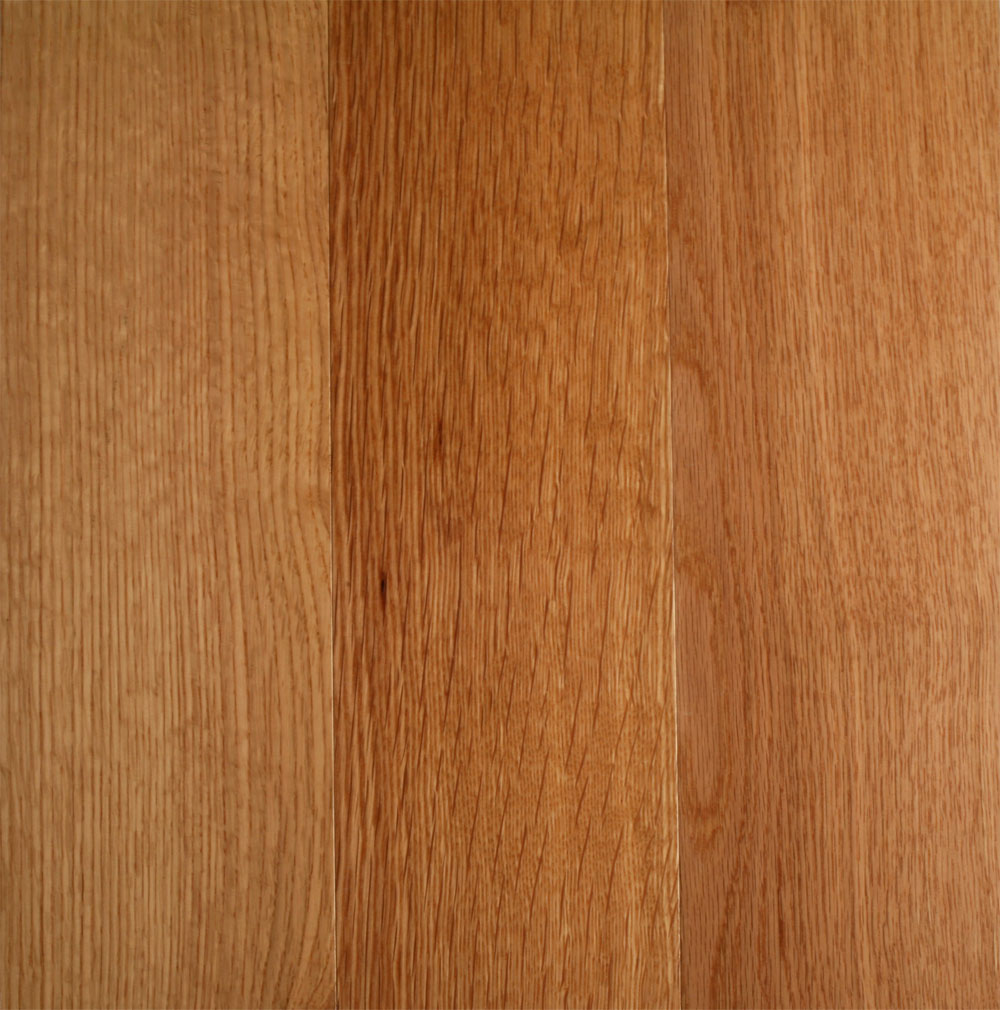 White oak prefinished unfinished hardwood flooring for Unfinished oak flooring