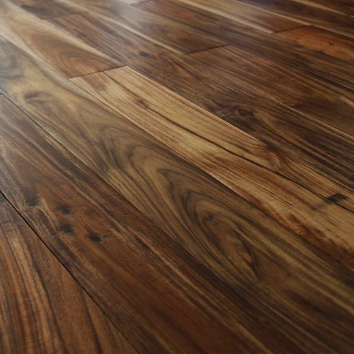 Acacia Prefinished Flooring Natural Smooth ABCD 4.8""