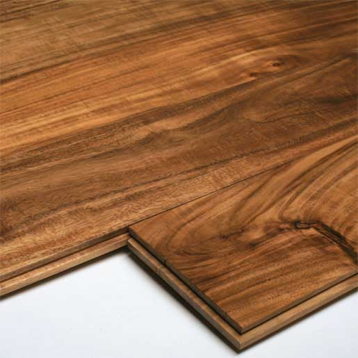 Acacia Prefinished Flooring
