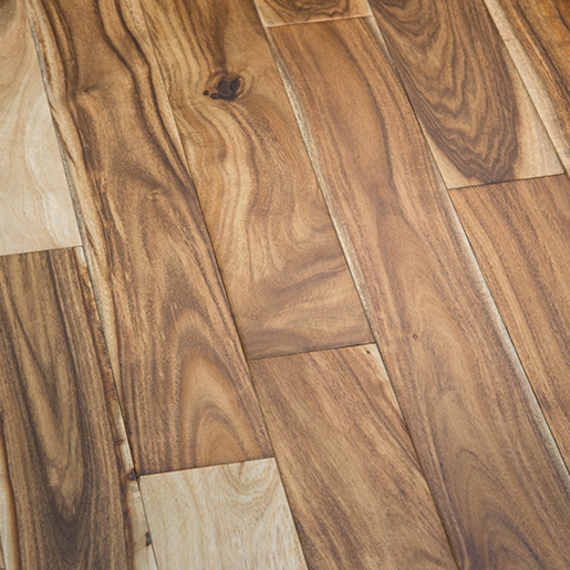 Acacia Prefinished Flooring Natural Smooth ABCD 3-1/2""