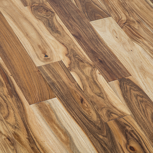 Acacia Prefinished Flooring Natural Smooth Abcd 3 1 2