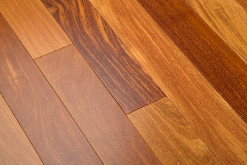 Brazilian teak wood triangulo brazilian teak cumaru for Red cumaru flooring