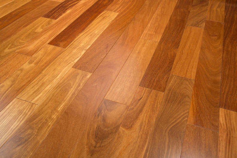 Elemental Solid Prefinished Cumaru Hardwood Flooring