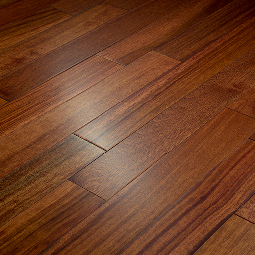Kempas A-B-C Prefinished Hardwood Flooring