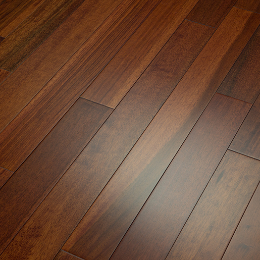 Kempas Espresso Prefinished Flooring Smooth ABC 3.6""