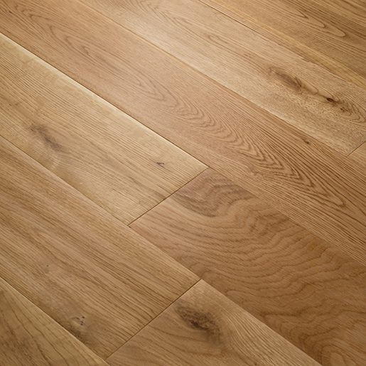 White Oak A-B-C-D Prefinished Hardwood Flooring