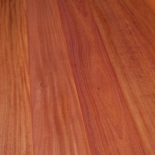 Santos Mahogany PF Solid Core 3.5mm WL Engineered Flooring