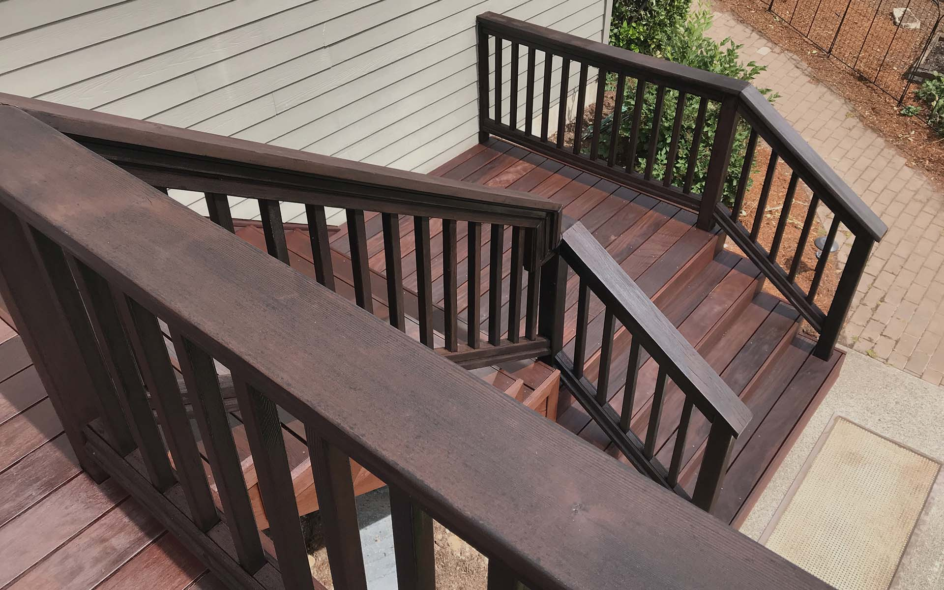 Exterior Wood Stain Tung Oil Wood Finish Exoshield