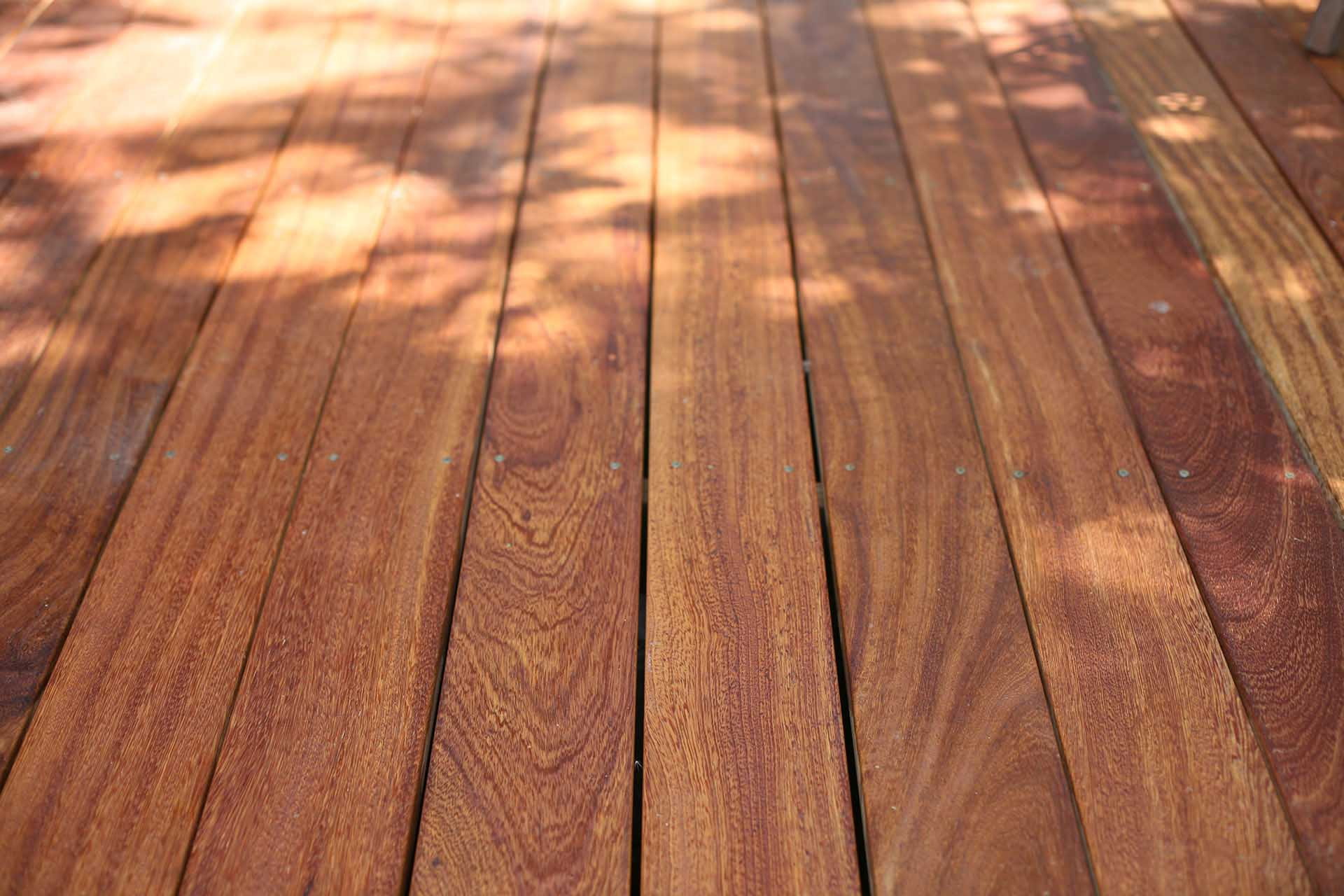 Angelim Pedra Decking Angelim Hardwood Exterior Decks
