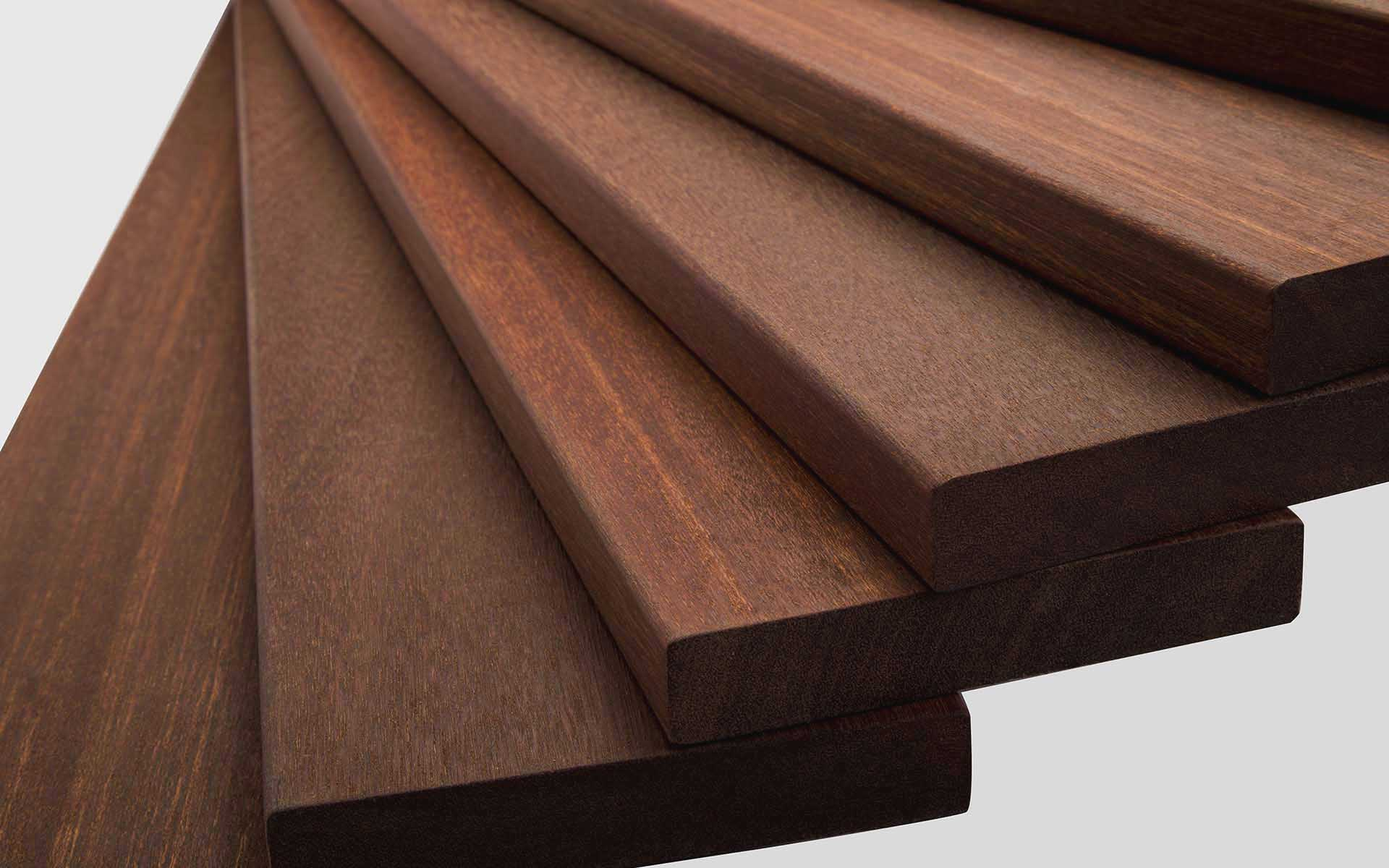 Batu Hardwood Decking Red Balau Batu Wood Exterior Deck